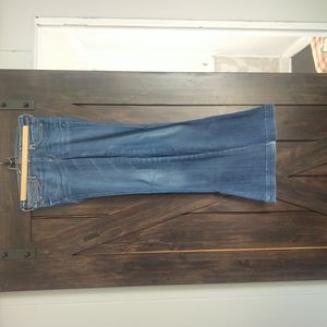 7 For All Man Kind Flared Jeans
